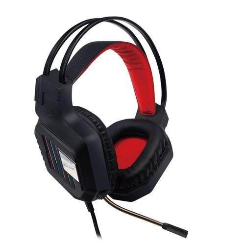 Audífonos Gamer AS-80 Diseño Con Micrófono Luces rgb